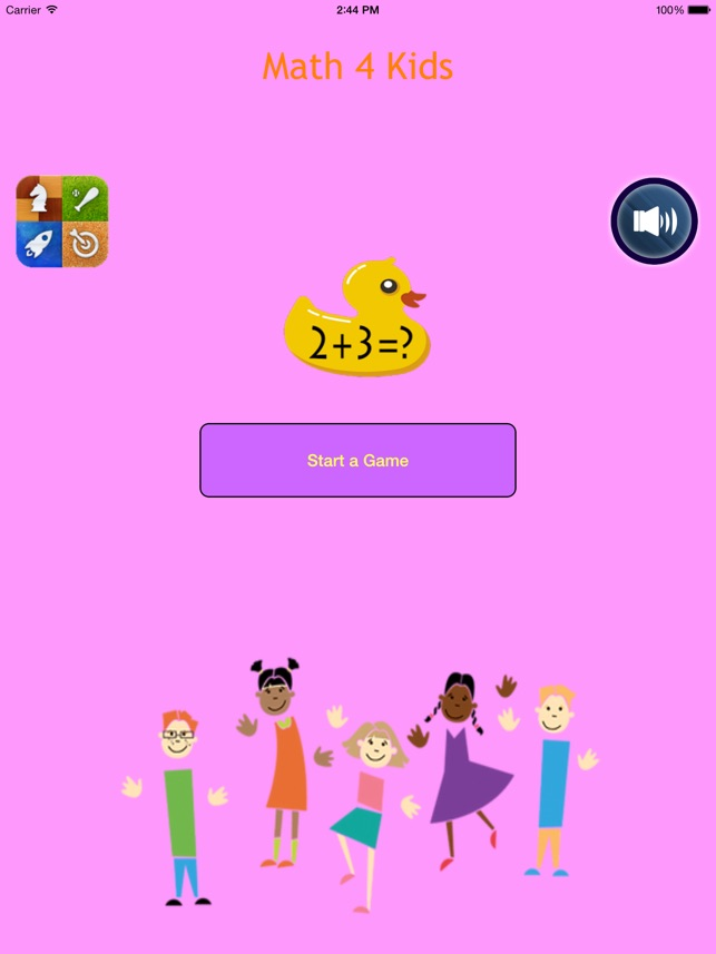 Math-4-Kids on the App Store