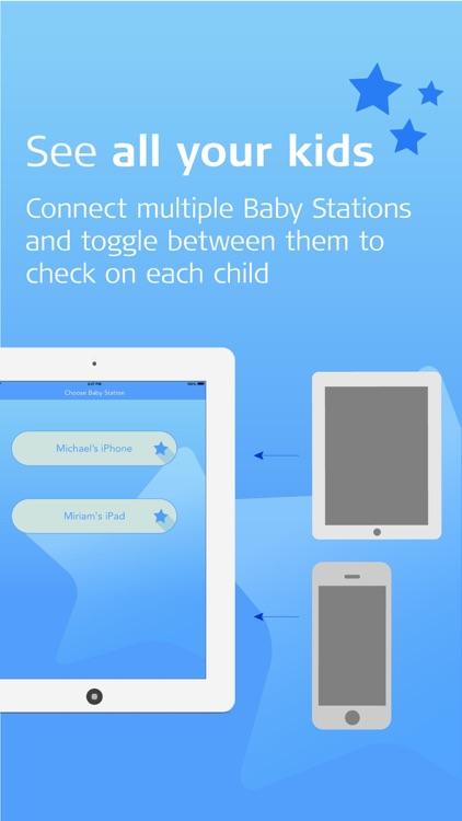 Sound Sleeper - WiFi Video Baby Monitor screenshot-3