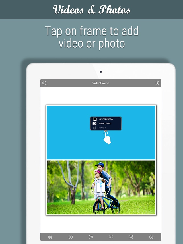 VideoFrame - Photo and Video frames on the App Store