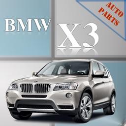 Autoparts BMW X3