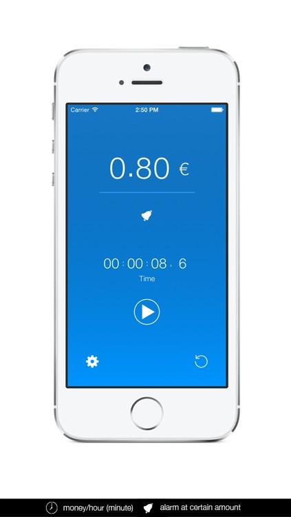 Cash-Clock