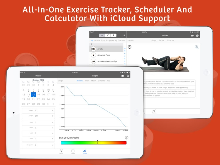 Fitness Trainer HD - Exercise & Workout Guide screenshot-3