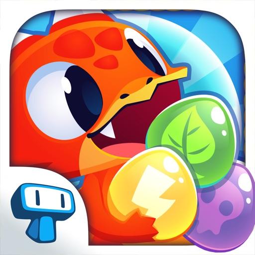 Bubble Dragon - Free Bubble Shooter Game