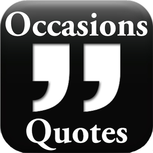 Quotes - Finest Occasions Quotes Collection