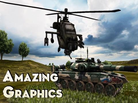 Boeing AH-64 Апач - боевой Ударный вертолёт симулятор - Танк охотник для iPad