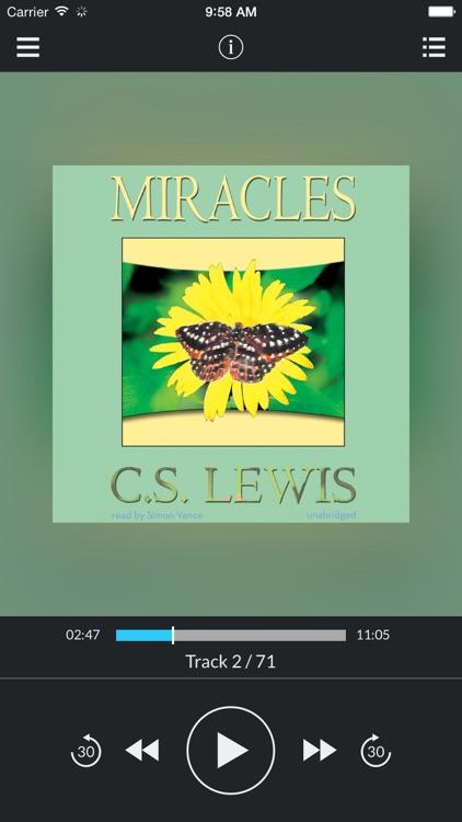 Miracles (by C. S. Lewis) (UNABRIDGED AUDIOBOOK)