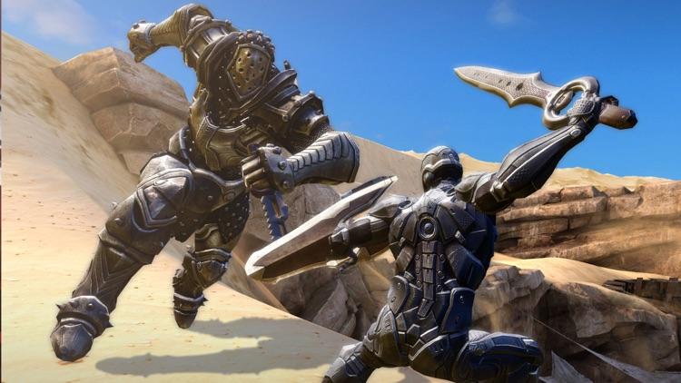 Infinity Blade III screenshot-3