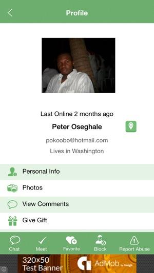 online dating webbplatser Nigeria