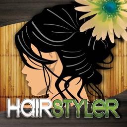 Virtual Hair Styler Hair Salon Designer (iPad Version)