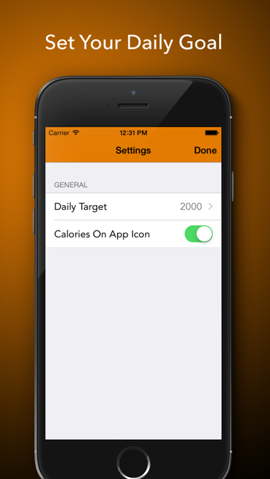 CalorieCalc - Fast & Simple Calorie Counter, Stay Fit And Healthyのおすすめ画像4