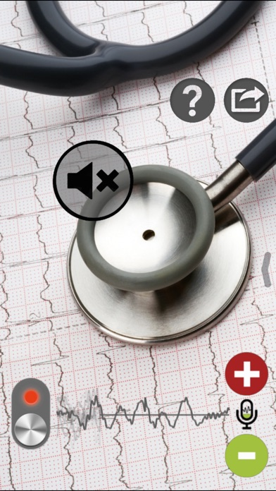 iStethoscope Pro Screenshot 1