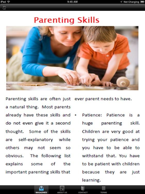 iParenting Magazine screenshot-4