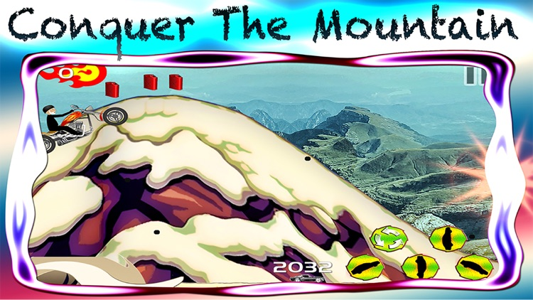 Mountain Racers - Free Racing Game for iPhone & iPod!