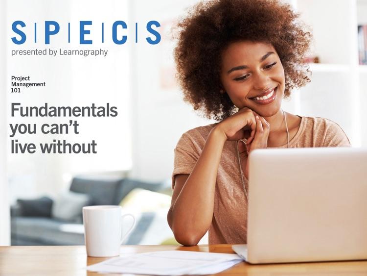 SPECS: Project Management 101
