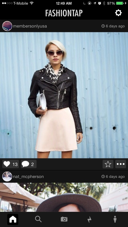 FashionTap - Fashion Social Network screenshot-1