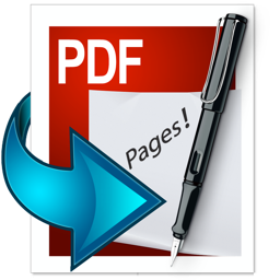 Ícone do app PDF-to-Pages