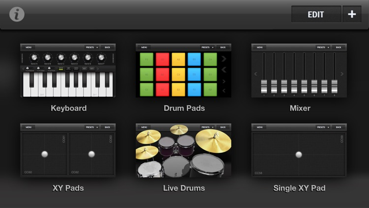 Midi Studio Pro screenshot-0