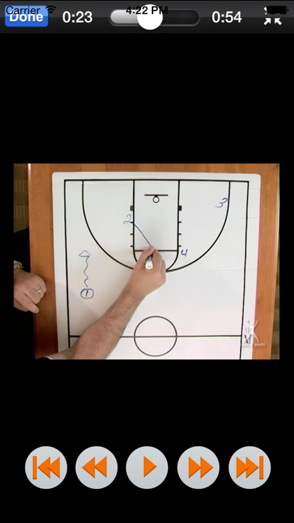 Punch It In! 10 Great Plays To Score Inside The Pain - with Coach Lason Perkins - Full Court Basketball Training Instruction screenshot-3