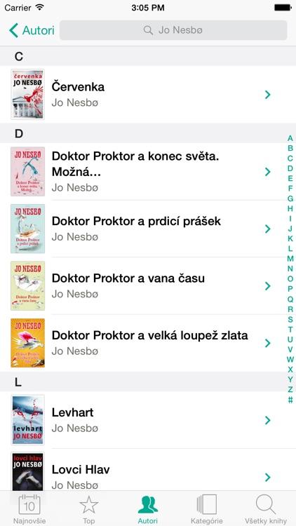 Knihy v Slovenčine a Češtině screenshot-4