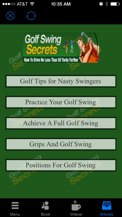Golf Swing Secrets:How to Drive no Less Than 50 yards Farther