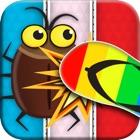 蟑螂VS拖鞋 - 小昆虫的攻击和疯狂的加速器和猎人游戏 icon