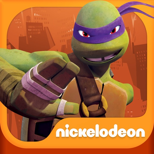 Teenage Mutant Ninja Turtles: Rooftop Run icon