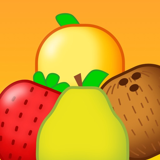 Fruit Dots — Dot connecting puzzle game