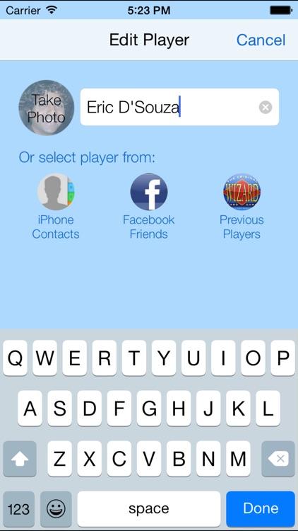 Wizard Scorecard screenshot-3