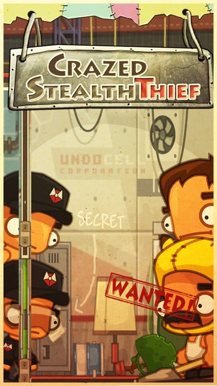 Crazed Stealth Thief