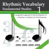 Rhythmic Vocabulary for All Instruments Vol. 1 - iPhoneアプリ