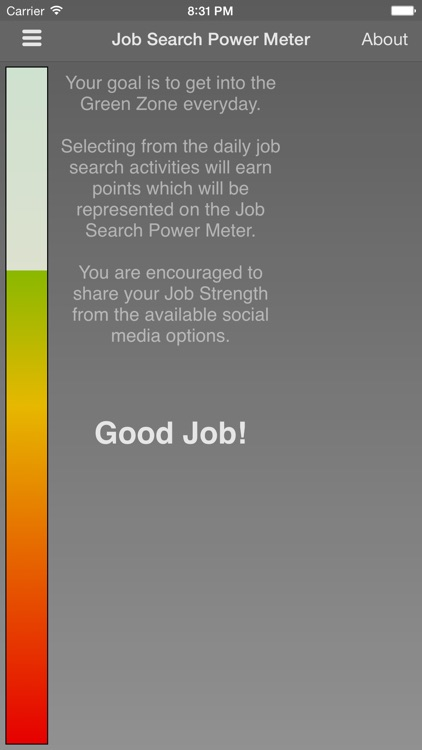 Job Search Power Meter screenshot-4