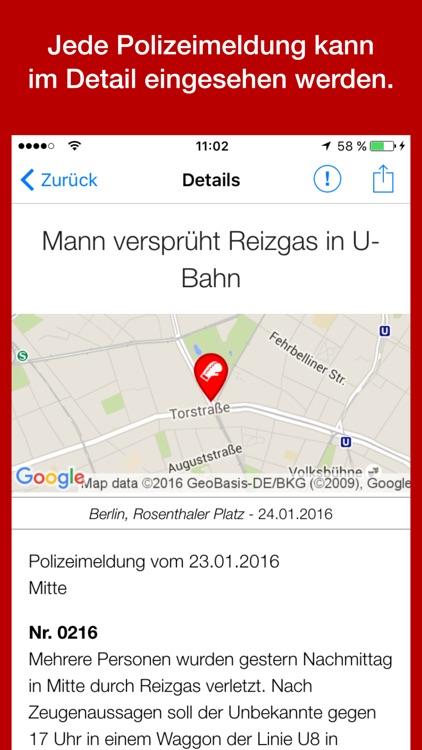 Verbrechen - echte Tatorte! screenshot-3