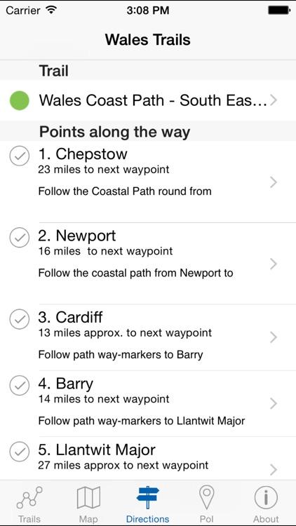 Wales Trails screenshot-3