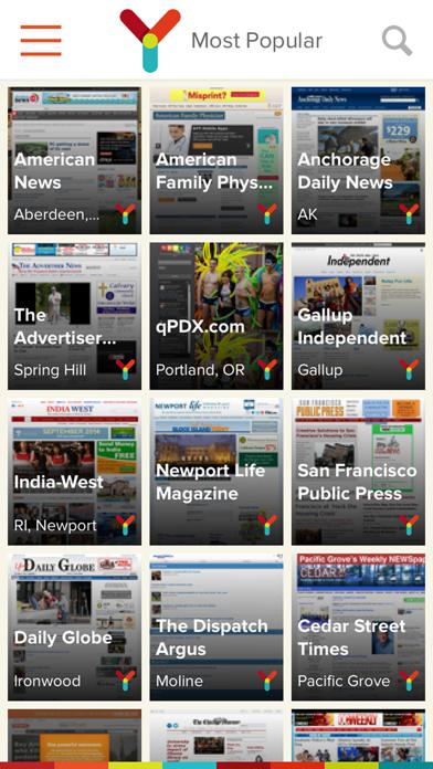 myNews Pro 日本 screenshot1