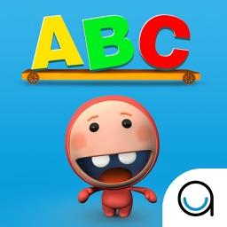 ABC Hide n Seek: TopIQ Storybook: Preschool & Kindergarten Kids