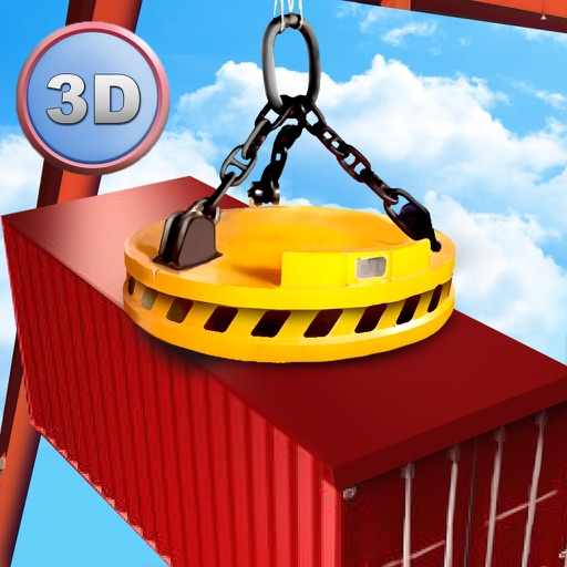 Harbor Tower Crane Simulator 2017 Full