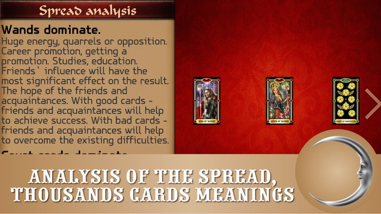 Tarot reading - FREE fortune-telling and divinations app for prediction