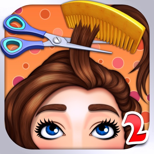 Hair Salon - Fun Kids games