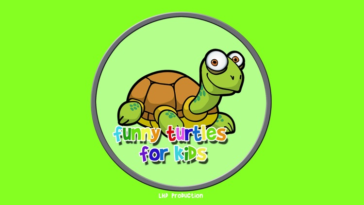 funny turtle for kids - free game screenshot-0