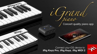 Screenshot #2 pour iGrand Piano FREE
