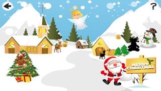 ABC 記憶遊戲 兒童 - 了解 聖誕節和 聖誕老人屏幕截圖3