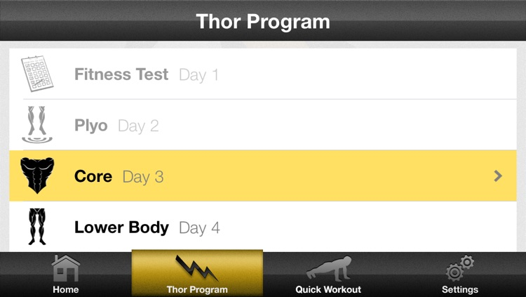 Thor Fitness: 60 Day Bodyweight Workout Routine - Program for Strength and Cardio Conditioning screenshot-3