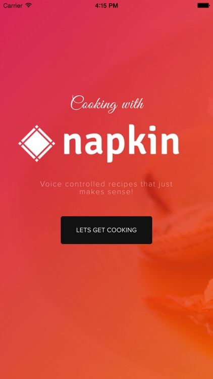 Napkin Recipes screenshot-0