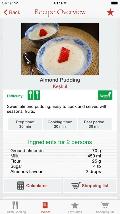 Turkish Cooking App screenshot-3