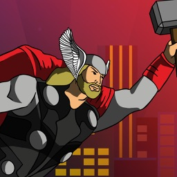 Flappy - Thor version