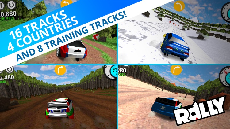 Rally Championship screenshot-1