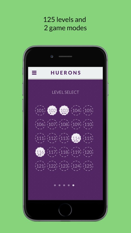 Huerons: A challenging Puzzle screenshot-3