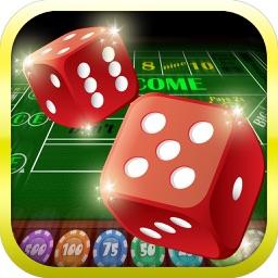 Wow Craps - 3D Dice Casino Game