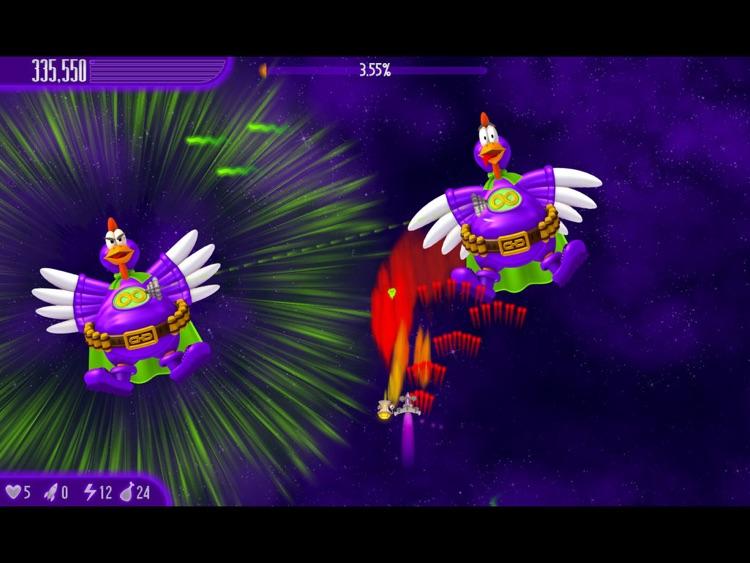 Chicken Invaders 4 HD