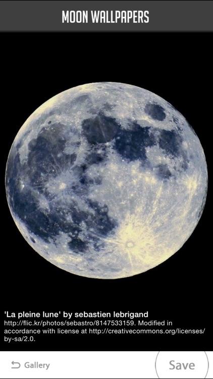 Moon Wallpaper screenshot-3